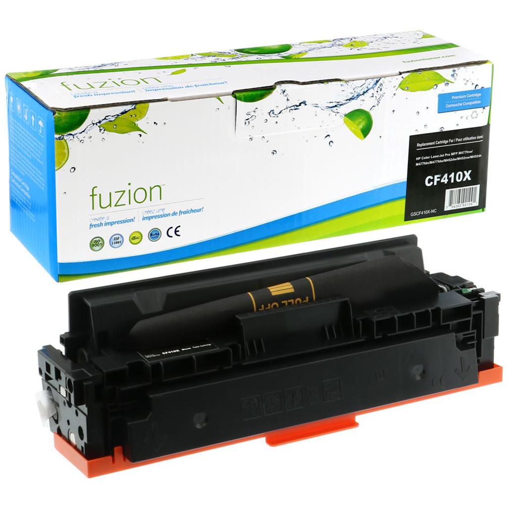 Fuzion HP CF410X Toner