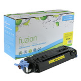 Fuzion - HP Q6002A Colour Toner - Yellow Remanufactured