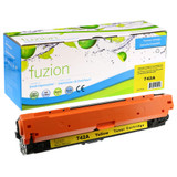 Fuzion-HP-CE742A-Yellow-Toner