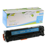 Fuzion-HP-CE411A-Cyan-Remanufactured-Toner