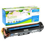 Fuzion-HP-CF211A-Cyan-Toner