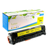Fuzion-HP-CF382A-Yellow-Toner