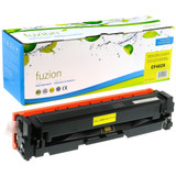 Fuzion-HP-CF402X-Yellow-Toner