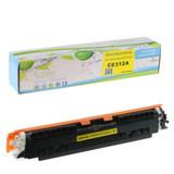 Fuzion-HP-CE312A-Yellow-Toner