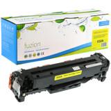 Fuzion-HP-CC532A-Yellow-Toner