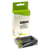 Fuzion Canon BCI-3EBK Inkjet Cartridge