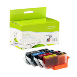 Fuzion Canon CLI-221SET Inkjet Cartridge