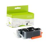 Fuzion Canon PGI-250XL Pigment Inkjet Cartridge