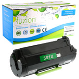 Fuzion Lexmark MS410D Toner Cartridge