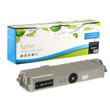 Fuzion Okidata 46490504 Toner Cartridge