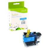 Fuzion Brother LC3017C Inkjet Cartridge