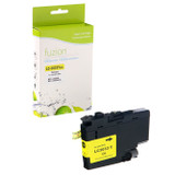 Fuzion Brother LC3033Y Inkjet Cartridge
