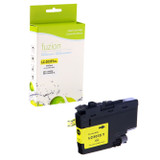 Fuzion Brother LC3035Y Inkjet Cartridge
