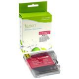 Fuzion Brother LC65 Inkjet Cartridge