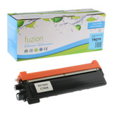 Fuzion Brother TN210C Toner Cyan Compatible