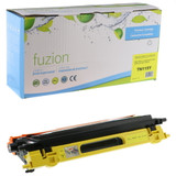 Fuzion Brother TN115Y Toner Yellow Remanufactured