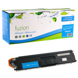 Fuzion Brother TN433C HY Toner Cyan Compatible