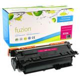Fuzion - HP CE646A CF033A Colour LaserJet CM 4540MFP Toner - Magenta Remanufactured
