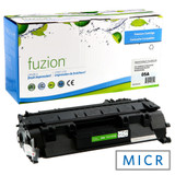 Fuzion - HP CE505A LaserJet P2035 MICR Toner - Black Remanufactured