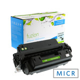 Fuzion - HP 10A (Q2610A) LaserJet 2300 MICR Toner - Black Remanufactured