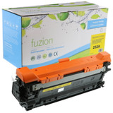Fuzion - HP 504A (CE252A) Toner - Yellow Remanufactured