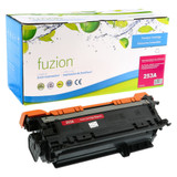 Fuzion - HP 504A (CE253A) Toner - Magenta Remanufactured