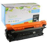 Fuzion - HP 647A CE260X HY Toner - Black HY Remanufactured