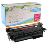 Fuzion - HP 647A CE263A Toner - Magenta Remanufactured