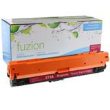 Fuzion - HP 650A CE273A Toner - Magenta Remanufactured