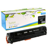 Fuzion - HP CE320A 128A Toner - Black Remanufactured