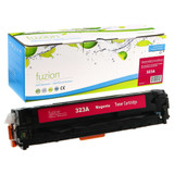 Fuzion - HP CE323A 128A Toner - Magenta Remanufactured