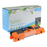 Fuzion - HP C9700A Colour LaserJet 2500 Toner - Black Remanufactured