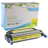 Fuzion - HP CB402A Toner - Yellow Remanufactured