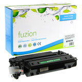 Fuzion - HP Q7551X LaserJet P3005 High Yield Toner- Black Remanufactured