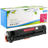 Fuzion - HP Colour CB543A 125A Toner - Magenta Remanufactured