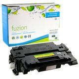 Fuzion - HP CE255A Toner - Black New Compatible