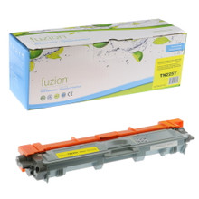 Fuzion Brother TN225Y Cartridge Yellow High Yield Compatible