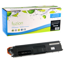 Fuzion Brother TN433BK HY Toner Black Compatible