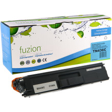 Fuzion Brother TN436C Toner Cyan Compatible