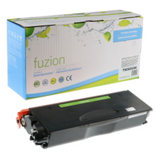 Fuzion Brother TN580/TN650 Uni. Compatible Toner Black Compatible