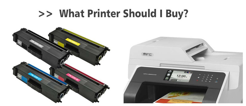 Best Laser Printers with the Cheapest Toner Cartridges 2018