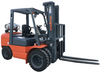 Stratus 6,600 lbs Capacity Fork Lift Dual Fuel Propane & Gasoline