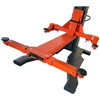 Stratus Single (1) Post 6,600 lbs Capacity Manual Safety Lock Release Lift SAE-S66M