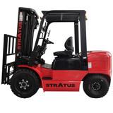 Stratus 6,600 lbs Capacity Diesel Fork Lift