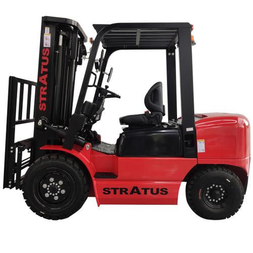Stratus 6,600 lbs Capacity Diesel Fork Lift SAE-F66D