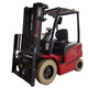 Stratus 4000 lbs Capacity Lead Acid Battery Electric Fork Lift