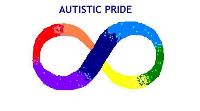 Getting Behind Autistic Pride Day