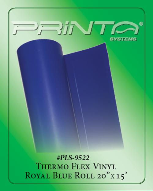 ROYAL BLUE VINYL Vinyl for Heat Press