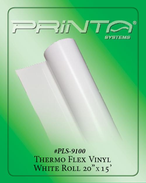 WHITE VINYL Vinyl for Heat Press