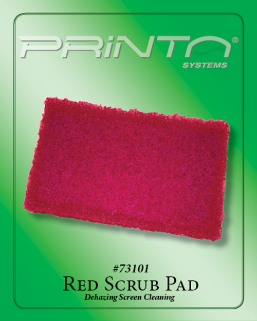 SCRUB PAD RED 770 Series Miscellaneous Parts